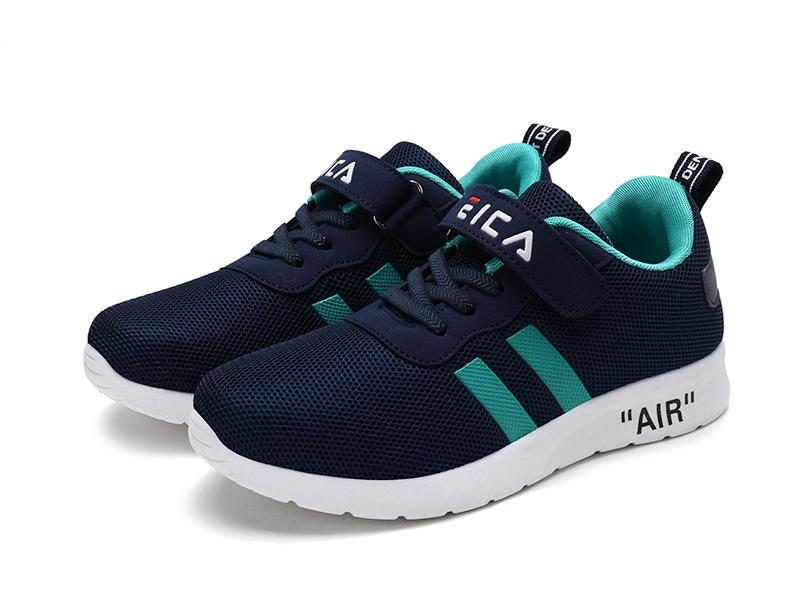 Kids Fashion Sneakers for Boys Girls Mesh Tennis Shoes Breathable Sports Running Shoes Lightweight Children Casual Walking Shoes