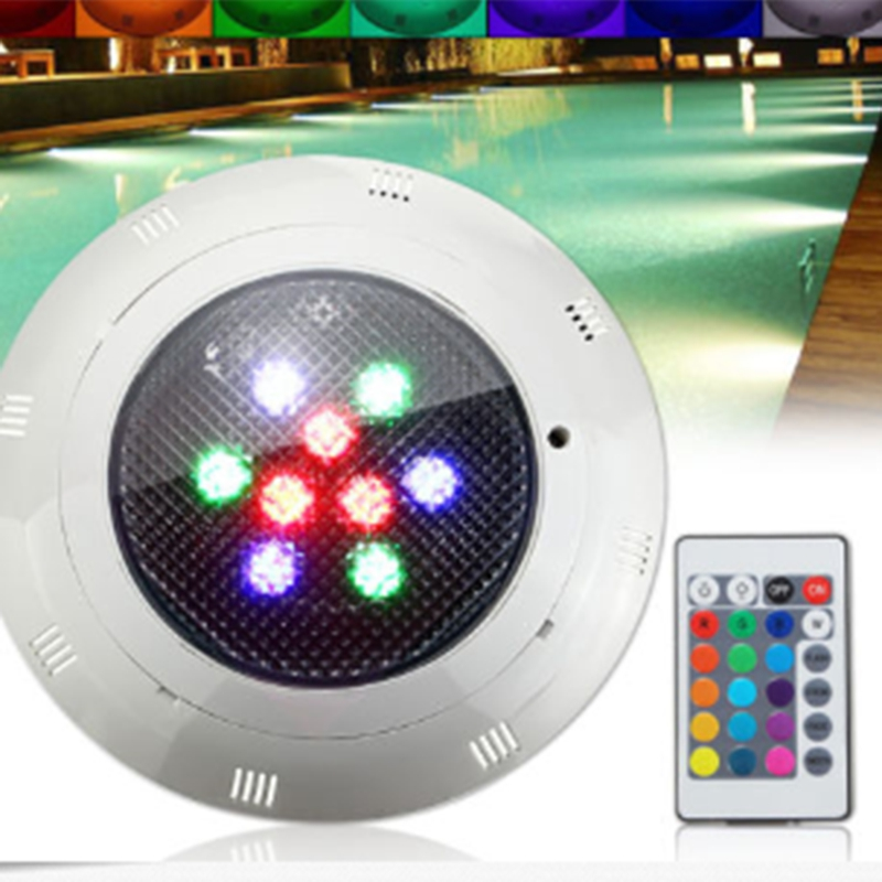 AC12//24V 9W//12W Underwater Light piscine Lights Étanche IP68 Lampe