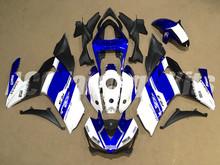 Formowanie wtryskowe nowy ABS motocykl cały zestaw Fairing dla YAMAHA YZF-R3 15 16 17 18 YZF R3 R25 2015 2016 2017 2018 niebieski biały tanie tanio arcekist CN (pochodzenie) Wtrysku 100 New ABS same photos show YAMAHA YZF-R3 R25