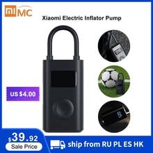 Electric-Inflator-Pump Bike Tire-Pressure-Detection Digital Motorcycle Mi-Mijia Xiaomi