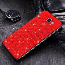 KaiNuEn glitter diamond coque,cover,case For Samsung galaxy