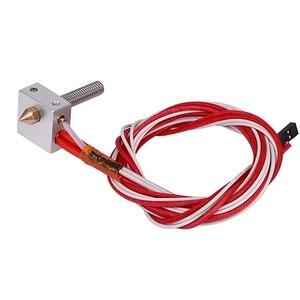 Image 4 - Aquecedor de cartucho 12 v 40 w para impressora 3d mendel aquecedor tubo creality ender 3/3pro Cr 10 Cr 10S s4 s5 (pacote de 3)