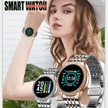 LIGE smart watch women blood pressure heart rate m