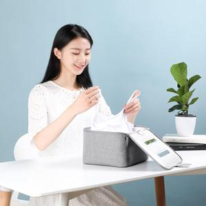 Image 5 - Xiaomi Mijia Dunhome 8W Disinfectant Tank Outdoor Travel LED Ultraviolet Light Anion Sterilizer Box Storage Bag Carry Case