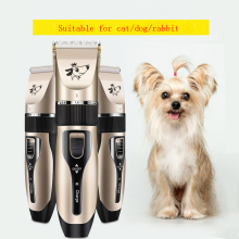 Dog Hair Trimmer Electrical Pet Professional Groom