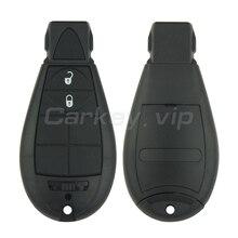 Remotekey #0 old type Fobik remote car key 434 Mhz 2 button for Jeep Grand Cherokee 2008 2009 2010 2011 2012 2013