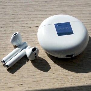 Image 5 - Version mondiale HUAWEI freebud 3 Bluetooth écouteur sans fil kirin A1 Intelligent annulation du bruit contrôle du robinet sans fil charge