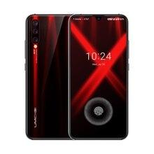 "UMIDIGI X Smartphone Android 9.0 4GB RAM 128GB ROM 6.35 ""AMOLED Helio P60 Küresel Sürüm Çift 4G 48MP Üçlü Geri Cams 4150mAh"