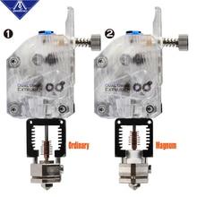 Mellow Nf-Crazy Hotend с Bmg экструдер покрытием меди V6 сопла комплект для 3d принтера Blv печати 1,75 мм Abs Petg ТПУ нейлон Peek