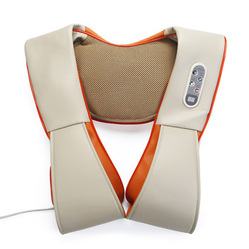 Automatic Steering Massage Shawl Multifunction Neck Waist Infrared Heating Kneading Beautiful Appearance Shoulder Massage Cape