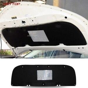 1 PCS for Toyota RAV4 2013-2017 car bonnet Sound & Heat Insulation Cotton mat ire-resistant cover trim accessories