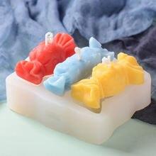 Силиконовые формы для свечей смолы в форме конфет ручной работы