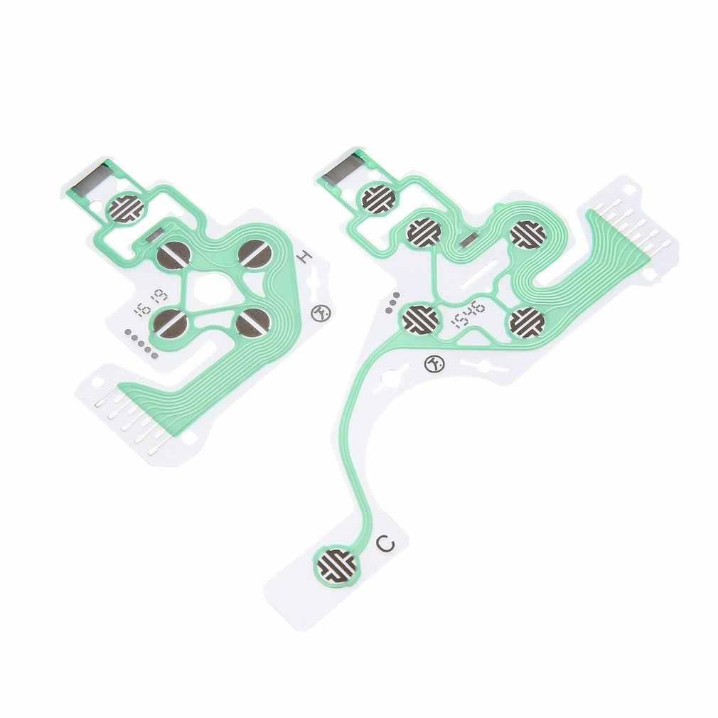 Электропроводящая пленка контроллер клавиатура Flex кабель PCB JDS-030 тонкий монтажная плата Замена кнопки для sony для PS4