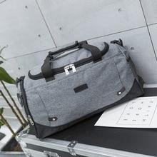 Men Bag Handbag Suitcases Duffle Travelling-Bags Weekend Nylon Multifunctional Large-Capacity