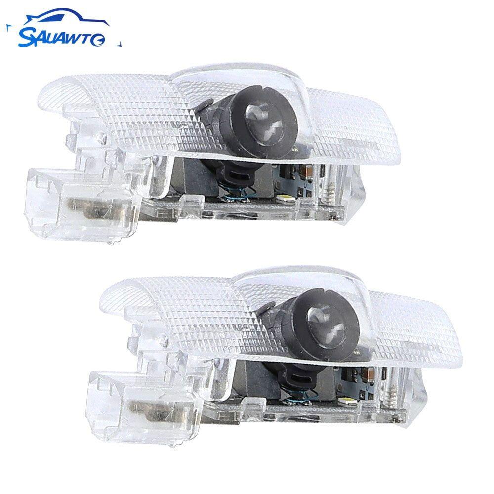 2X For Lexus RX ES GX LS LX IS LS430 IS250 300 RX300 270 450h 270 ES240 Car Door Welcome Laser Projector Logo Ghost Shadow Light