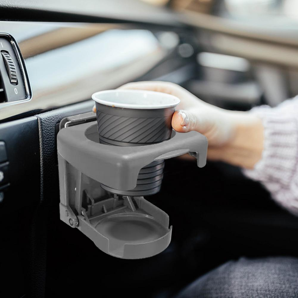 Universal Foldable Car Drink Bottle Cup Holder Stand Suit For SUV Boat Van Can Holder Truck Accessories Interior Water Bottle