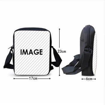 3D Anime Mini Force Printing Backpack for Boys 3 Pcs/Set Bags Cartoon School Bag Children Kindergarten Zaino Scuola 2020