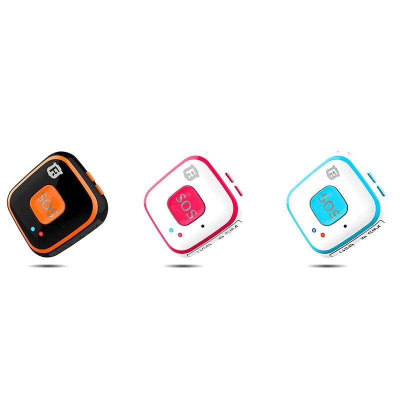 REACHFAR RF-V28 Two Way Calls SOS Fall Alarm Kids GPS Mini Locator 2G GSM Real Time Tracking Handheld Tracker