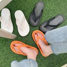 Indoor Flip Flops Men Women House Slippers Woman Flip Flop For Beach Shoes Soft Women's Home Slippers Thong Sandals Women 2021