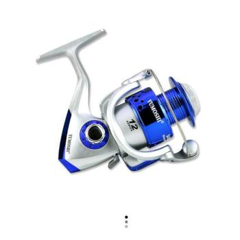 Fishing Wheel Spinning Reel Pardew Lure Wheel Vessel Bait Casting Flying Fishing Trolling Spinning With Line Speed G-Ratio 5.5:1