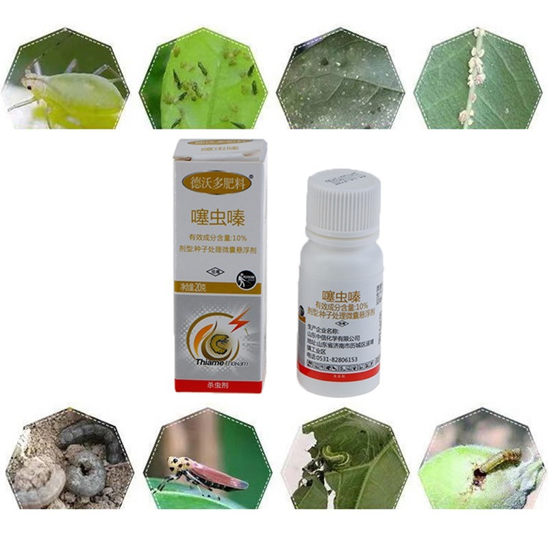 20g  Disinfecting Soil and Protecting Plants and Flowers Thiamethoxam Insecticide Is Aimed At Curing Molds and Aphids