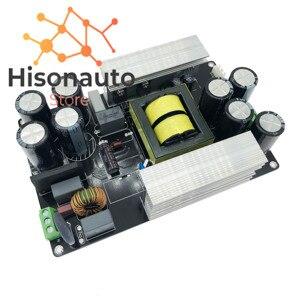 Image 1 - 1000W 1500W 2000W 3000W SPMS PSU HIFI LLC Tech Mode de commutation souple amplificateur dalimentation double sortie cc ± 36 48 60 70 80V