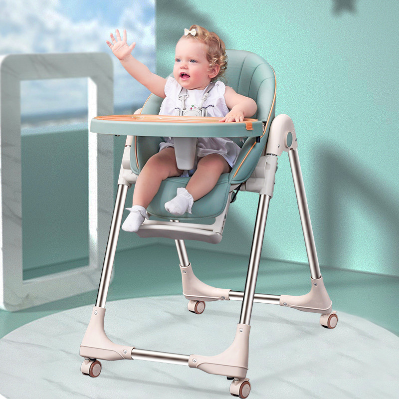 Baby Dining Chair Collapsible Baby Chair Baby Multi-function Dining Table New Baby Seat Manufacturer Chair for Kids