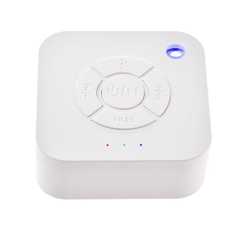 White Noise Sleep Sound Machine For Sleeping/Relaxation With USB Timer