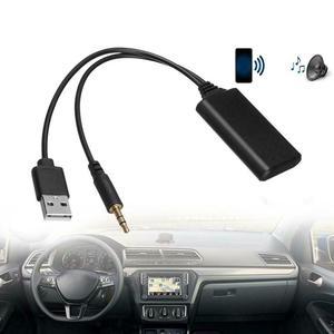 Для BMW E90 E91 E92 E93 адаптер Bluetooth 5,0 радио AUX аксессуары беспроводные