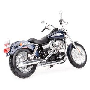 Image 3 - Maisto 1:12 2006 FXDBI Dyna רחוב בוב למות יצוק כלי רכב אספנות תחביבים צעצועי דגם אופנוע