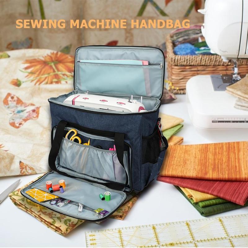 Storage Bag Big Capacity Oxford Cloth Sewing Machine Portable High-quality Waterproof Durable Travel Sewing Tools Handbag