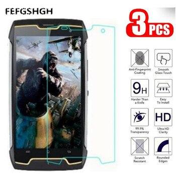 Перейти на Алиэкспресс и купить Закаленное стекло 9H для Cubot King Kong CS Mini, Защитное стекло для экрана Cubot King Kong 3, защитная пленка, стекло