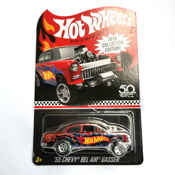 Hot Wheels Car Red Line Club 70 CHEVY BLAZER Collector Edition 50th Anniversary Metal Diecast Car Toys Kids Gift