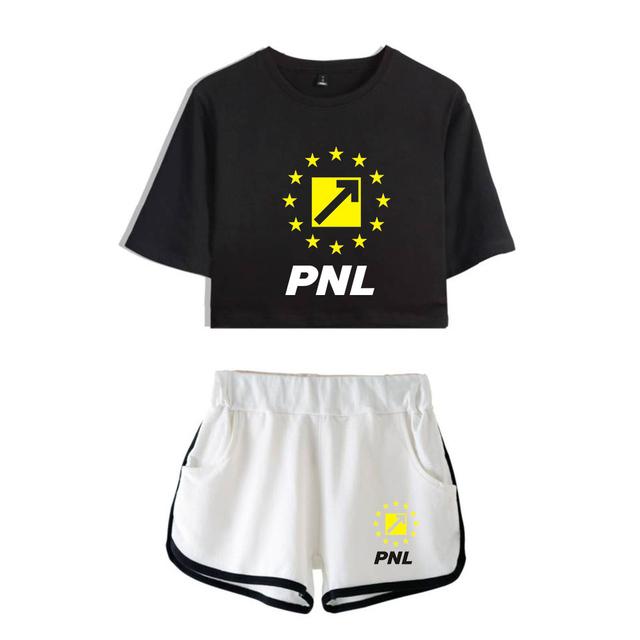 SET PNL SHORT + T-SHIRT (27 VARIAN)