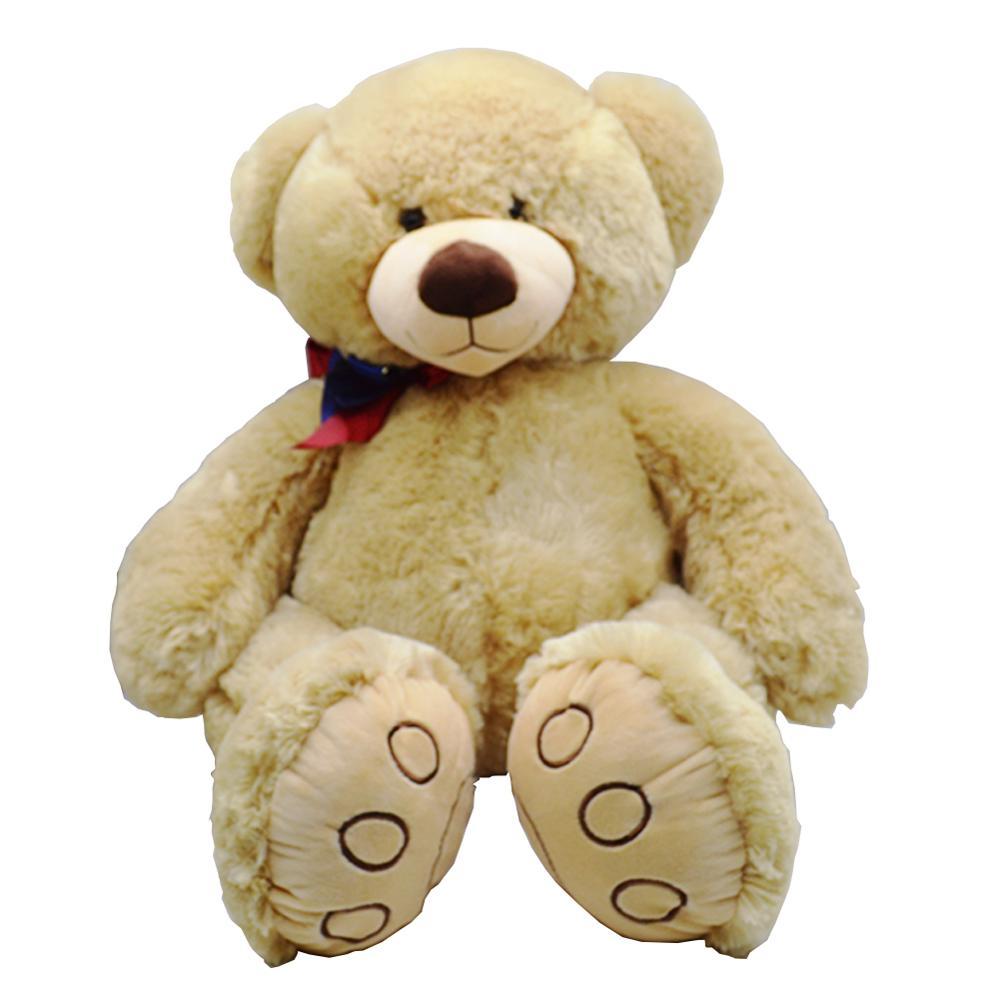 50cm grand ours en peluche jouet belle énorme peluche ours doux porter nœud papillon ours enfants jouet cadeau d'anniversaire pour petite amie
