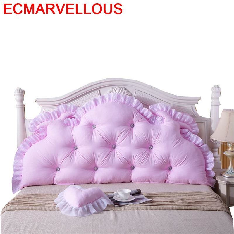 Adult Floor Coussin Almofada Infantil Decorativa Sofa Respaldo Cama Cojine Home Decor Back Big Pillow Headboard Cushion