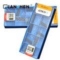 Оригинальные Корея KORLOY MGMN250-G NC3120 MGMN300-04-R PC5300 MGMN400-02-L PC5300 (10 шт./лот) резец для внутренней обточки вставки