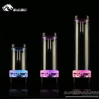 Bykski Pumpe BOX DDC 5V 3Pin D-RGB(RBW) oder 12V 4P RGB 100-200mm Reservoir + Pumpe Kit B-PUMP-PA-F60