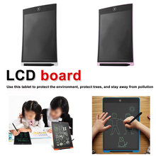 Drawing Toys 8.5 inch/12inch LCD Writing Tablet Erase Electronic Paperless Handwriting Pad Kids Board