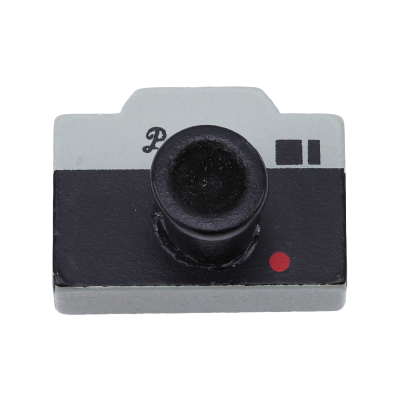 Hot Selling Retro Small Camera 2020 Two Selections Of DIY Photo Album With Patterns Seal Of Creative Bentoy