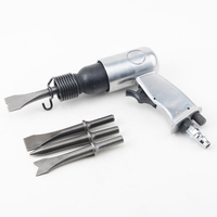Pneumatic Tools Taiwan Mk 150mm Professional Hand Air Shovel Air Hammer Small Rust Remover With 4 Chisel Pneumatic Tools