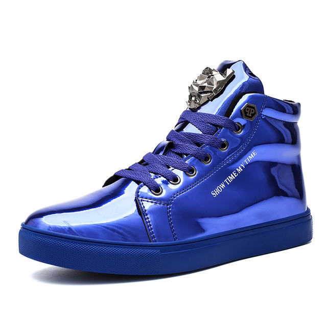 Hip Hop Fashion Ankle Sneakers 6