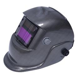 Automatyczne przyciemnianie kask spawalniczy spawacze maska Arc Tig Mig szlifowanie zasilane energią słoneczną