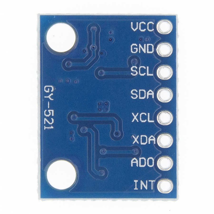 GY-521 MPU-6050 MPU6050 モジュール 3 軸アナログジャイロセンサ + 3 軸加速度計モジュール