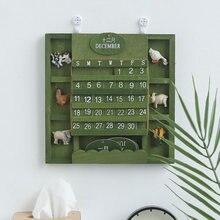 Сельский двуязычный календарь мебель средиземноморский Подвесной