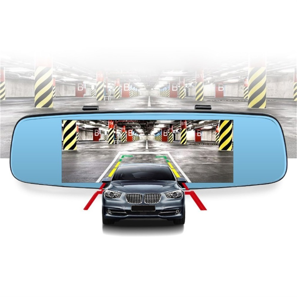 4G ADAS <font><b>Car</b></font> <font><b>DVR</b></font> Camera Video Recorder Mirror 7.86
