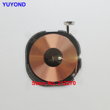 YUYOND Original New NFC Clip Wireless Charging Charge Panel Coil For iPhone XR XS / XS Max With Flex Cable Pre installed