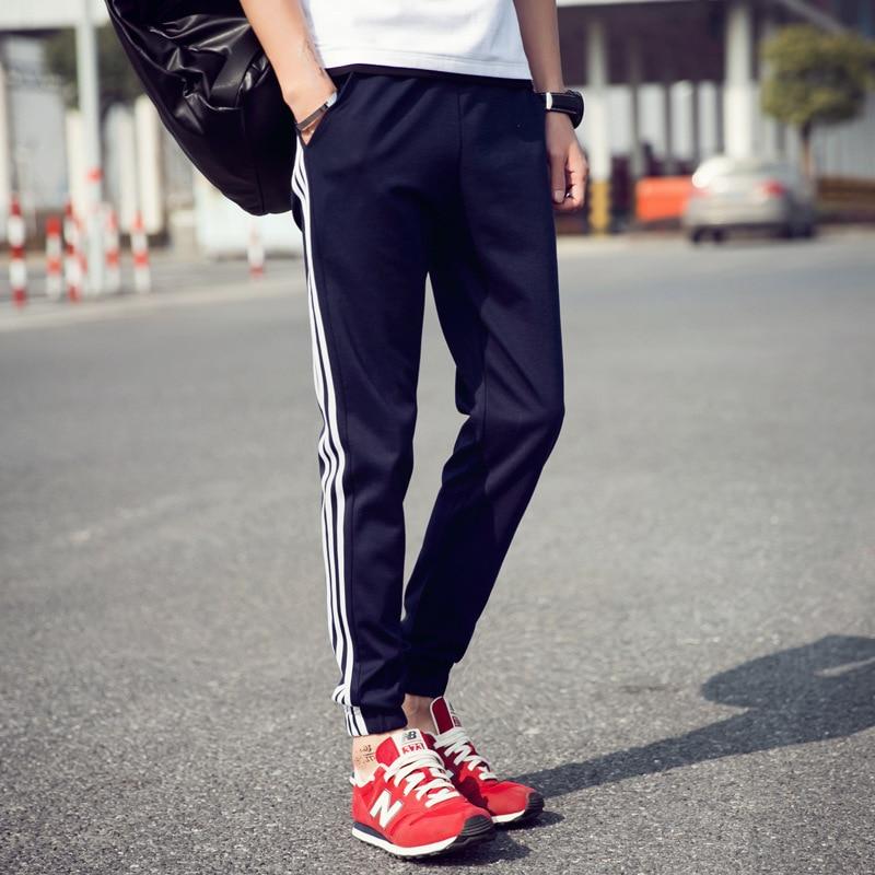2017 Spring Summer Athletic Pants Korean-style Large Size Harem Pants Sub-Slimming Casual Students Sweatpants 10