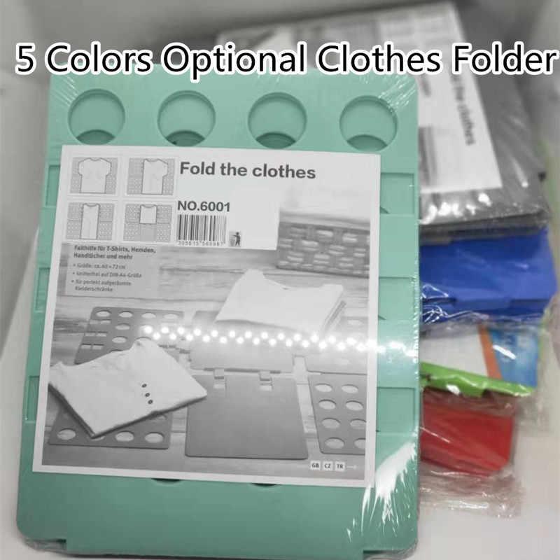 Adult Magic Clothes T-Shirt Laundry Organizer Folding Board Organiser Grey