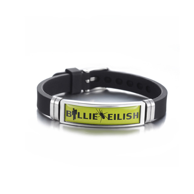 BILLIE EILISH THEMED BRACELET (4 VARIAN)